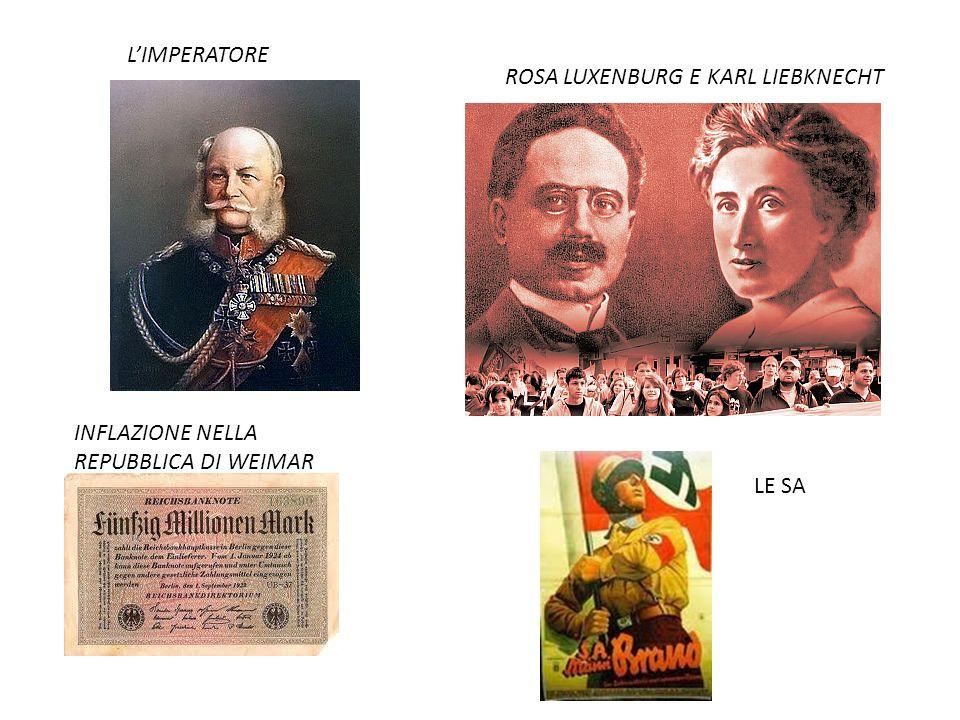 IL PROGRAMMA POLITICO DEL NAZISMO