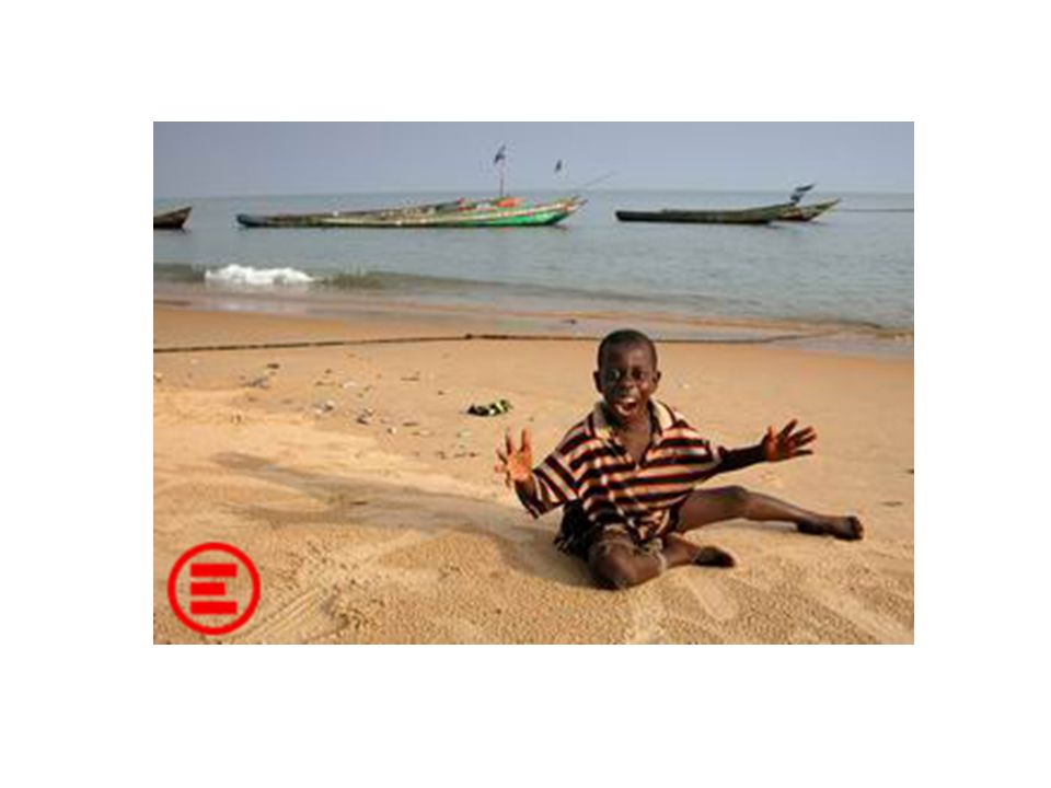 La mostra fotografica è stata realizzata da GiBi Peluffo per farci conoscere i volti e le storie della popolazione della Sierra Leone.