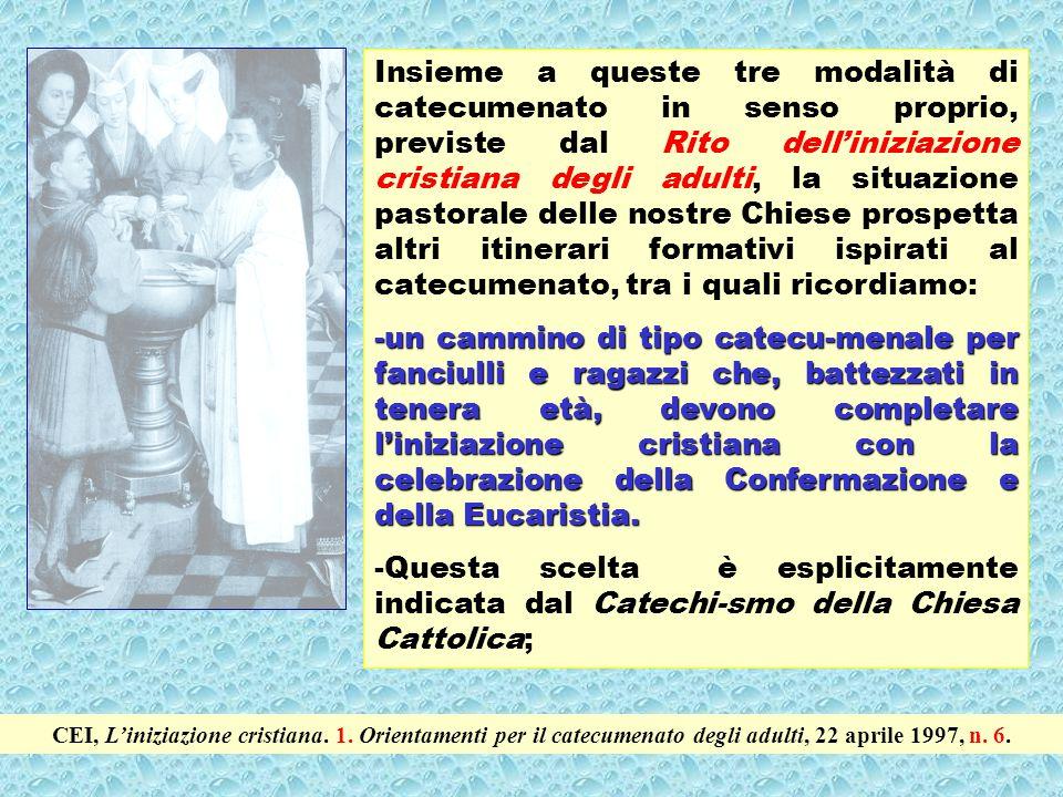 5 «Il passaggio a una pastorale di missione permanente, scelta qualificante della Chiesa italiana nel Convegno ecclesiale di Palermo (C.E.I., Con il d