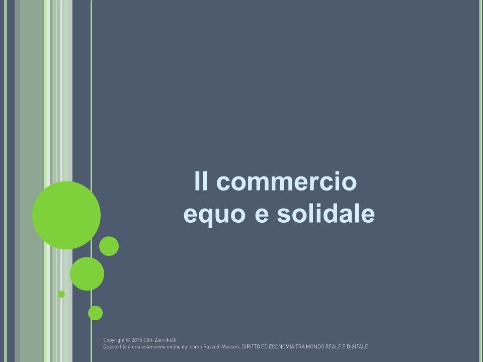 Che cos è il Commercio Equo e Solidale (CEeS).