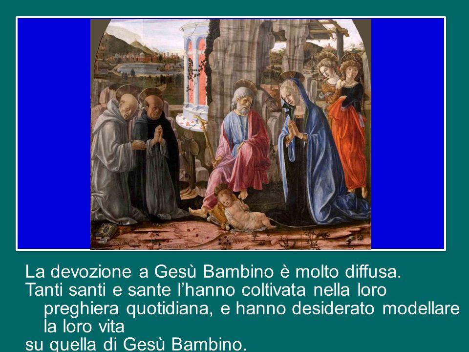In questi giorni natalizi ci viene posto dinanzi il Bambino Gesù.