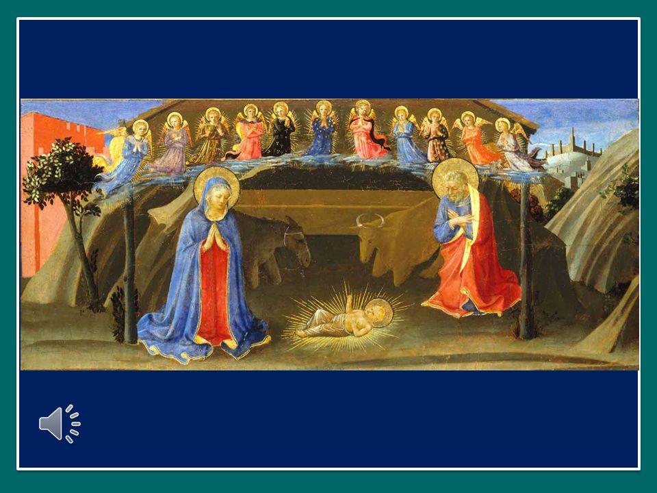 E sarà una bella cosa, oggi, quando torniamo a casa, andare vicino al presepe e baciare il Bambino Gesù e dire: Gesù, io voglio essere umile come te, umile come Dio , e chiedergli questa grazia.