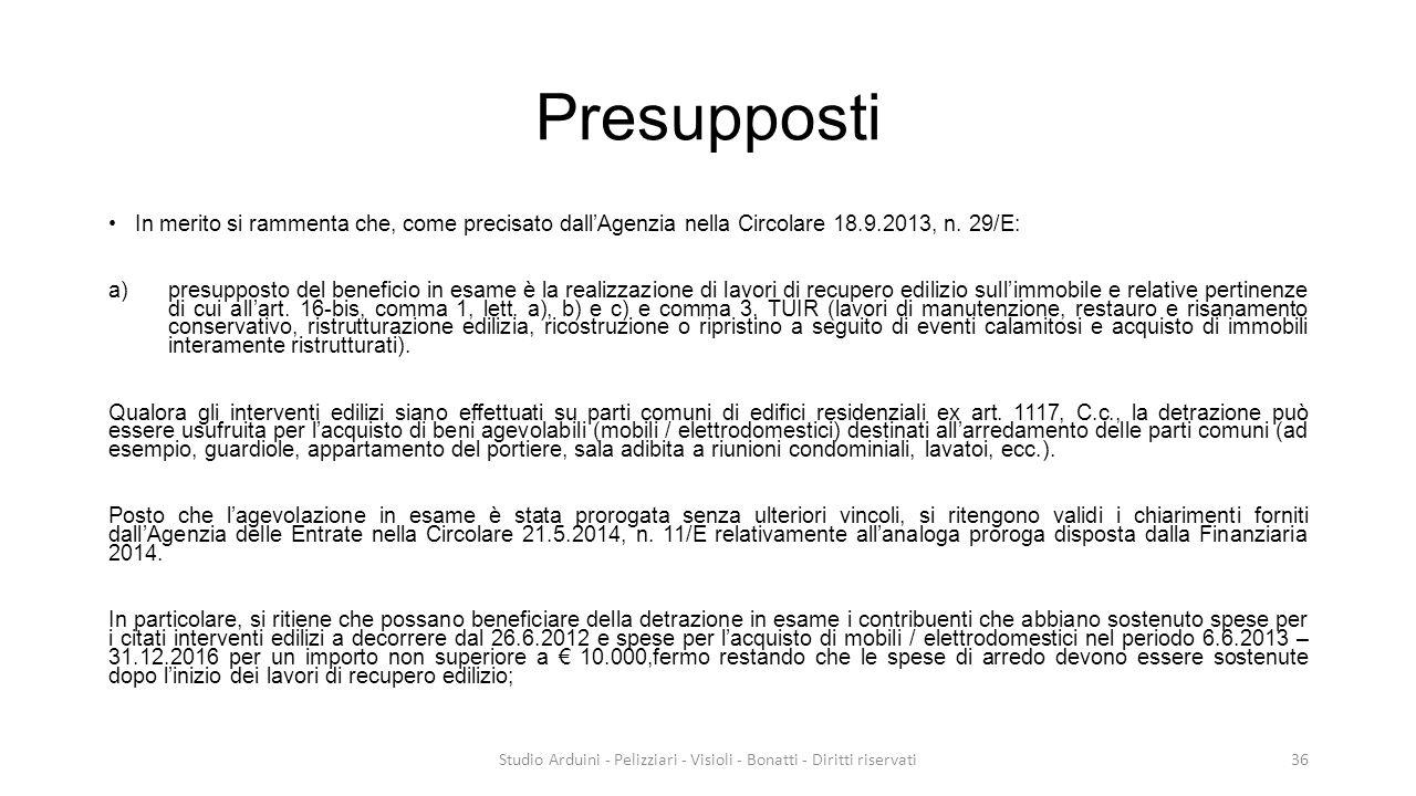 Art 16 Bis Dpr 917 86 Edilizia. Chi Pu Detrarre Le Spese Di Edilizia ...
