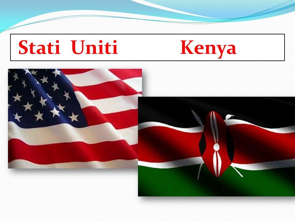 Stati Uniti Kenya