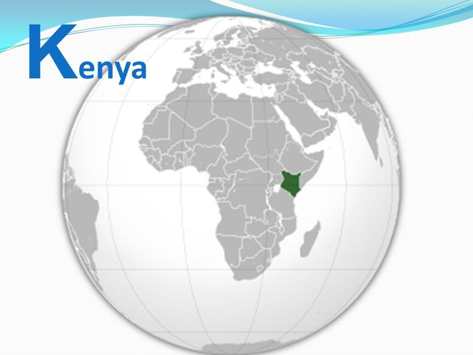 Produzione nel Kenya L Africa riveste ormai un ruolo di primo piano nella produzione di t è, infatti con ca.