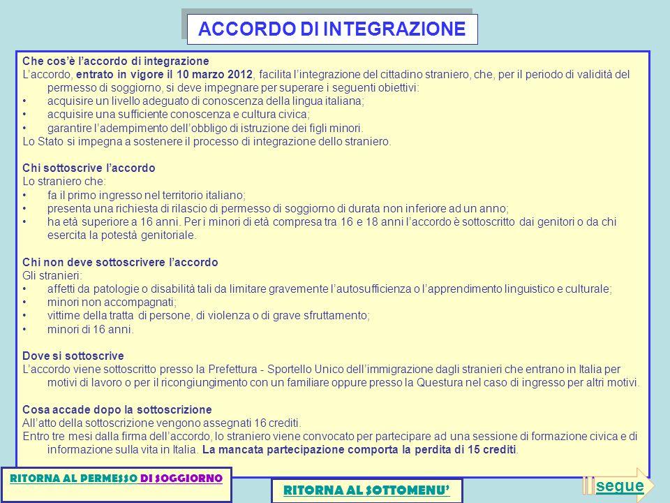 Stunning Carta Di Soggiorno Per Familiari Stranieri Di Un Cittadino ...