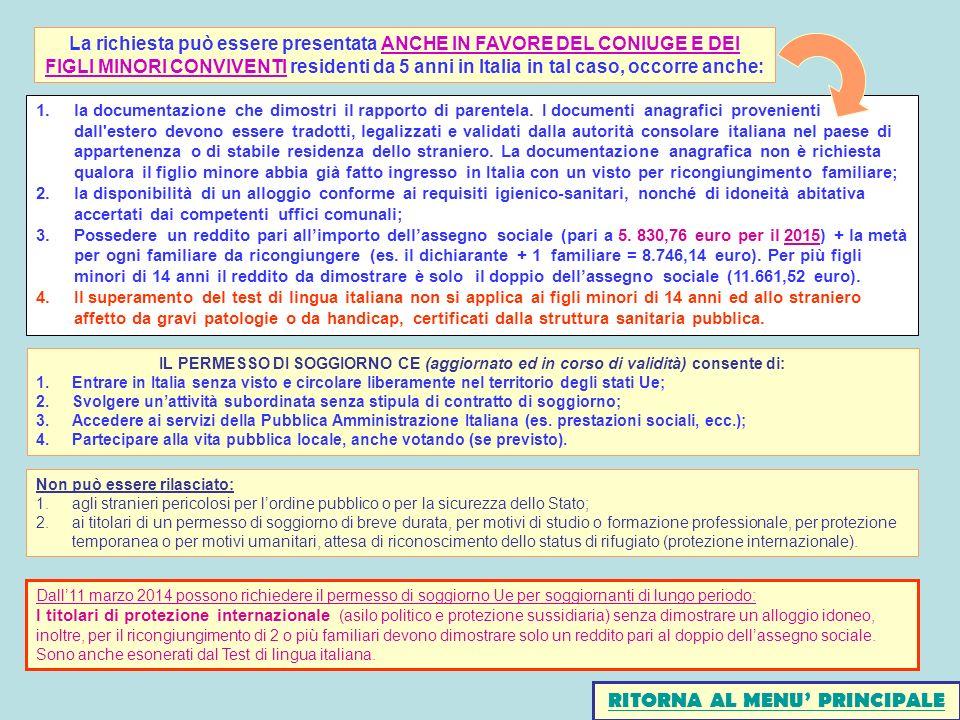 Best Carta Di Soggiorno Per Asilo Politico Ideas - Idee Arredamento ...