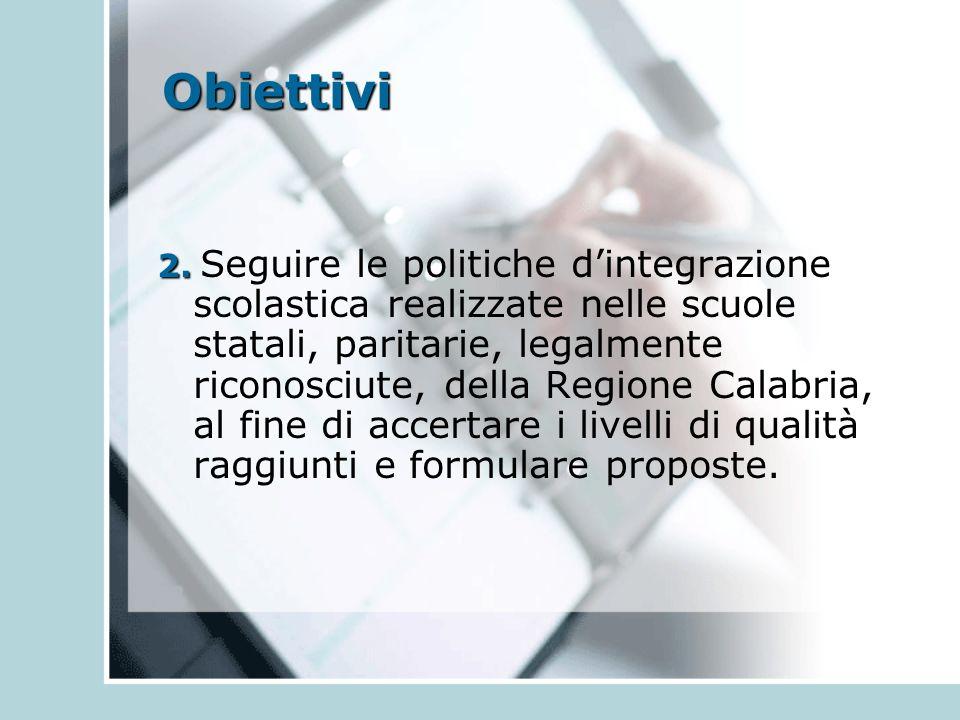 Obiettivi 2. 2.