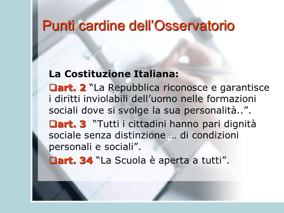 La Costituzione Italiana:  art. 2  art.