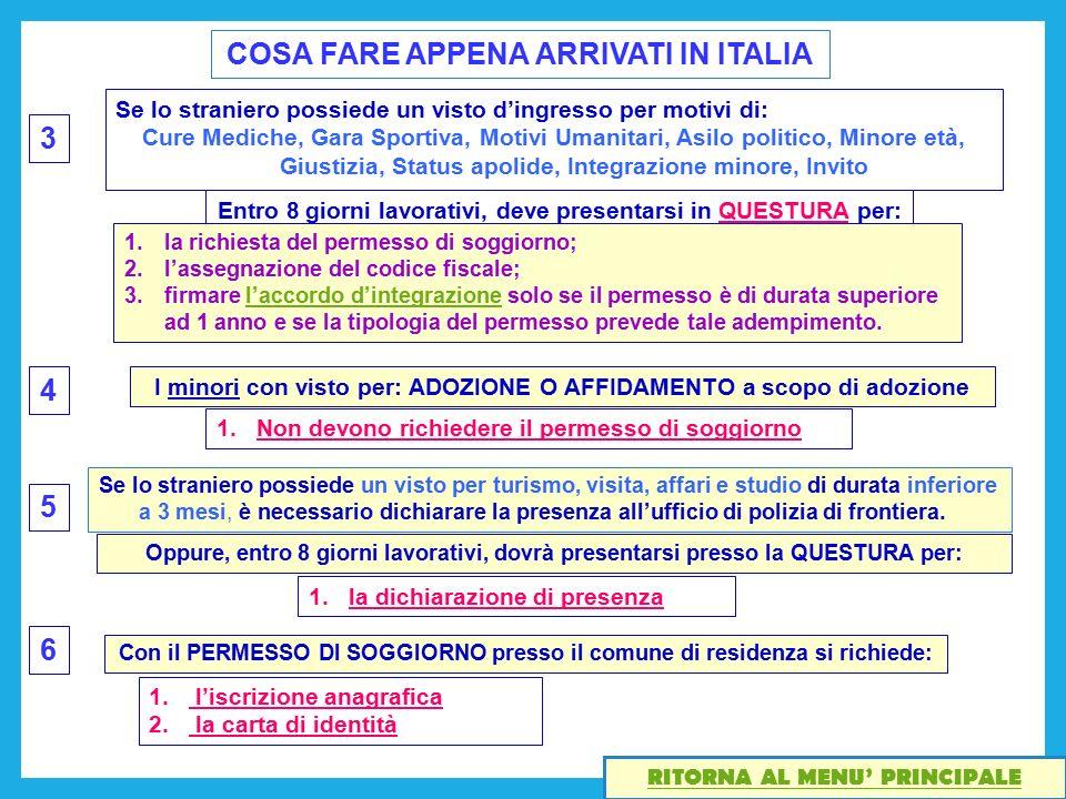 Awesome Questura Cagliari Permessi Soggiorno Contemporary - House ...