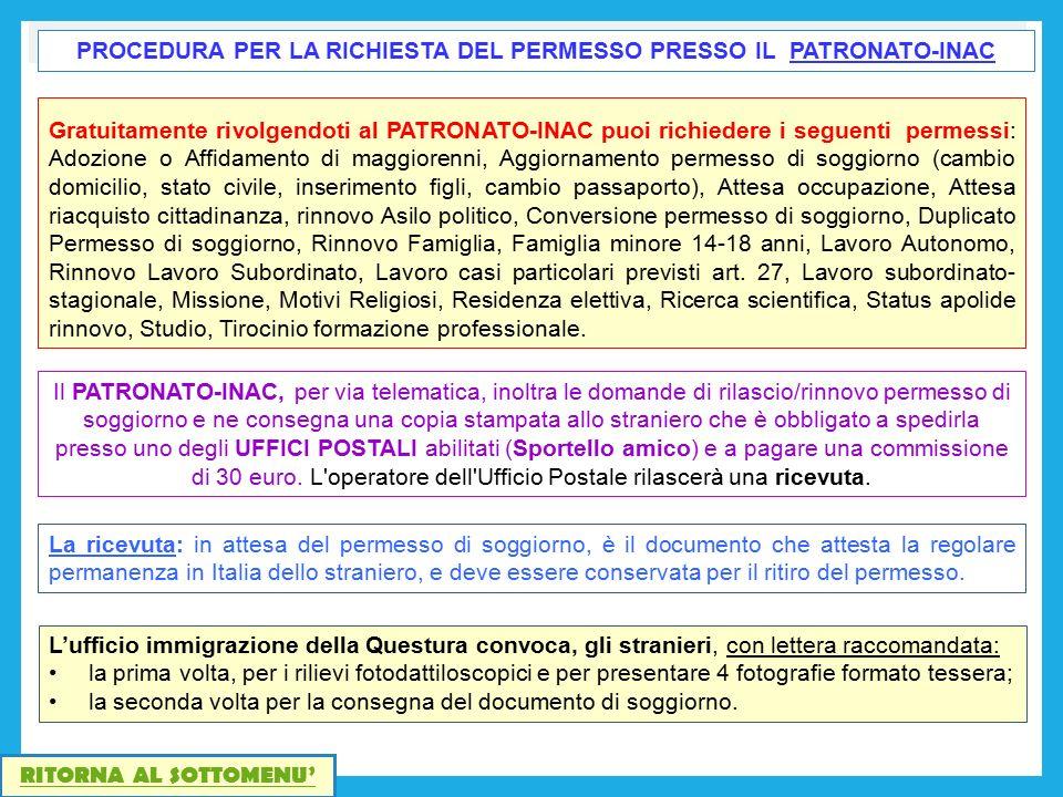 Best Questura Di Perugia Ufficio Permessi Di Soggiorno Pictures ...