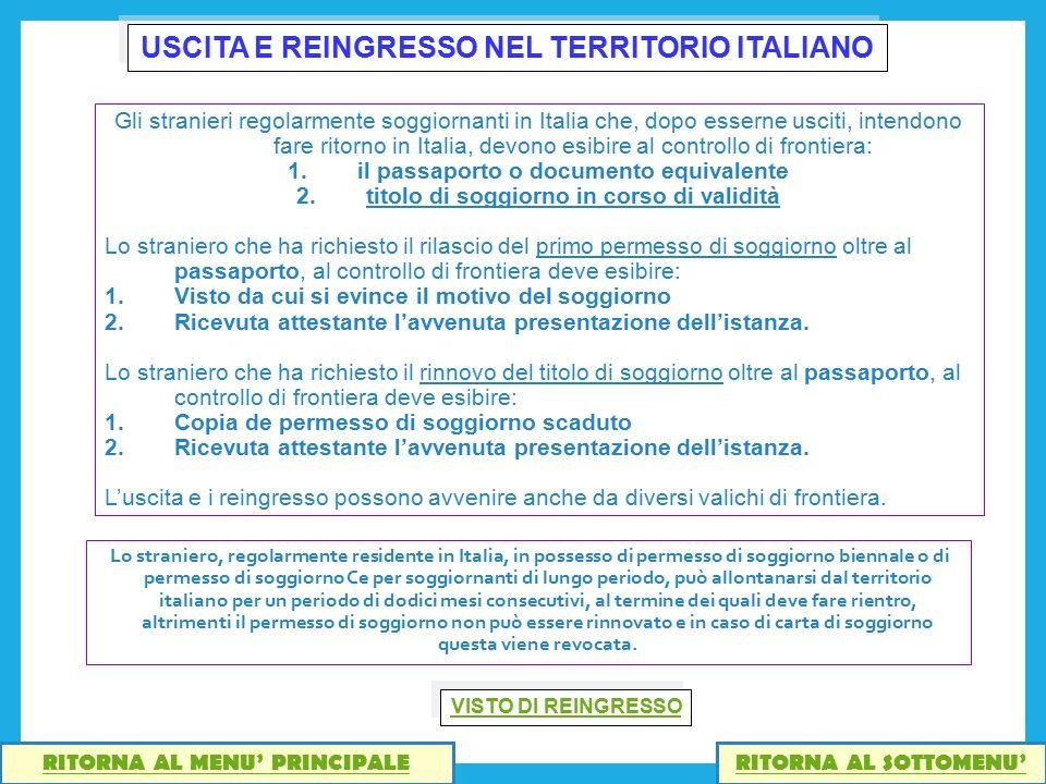 Beautiful Come Fare Carta Di Soggiorno Gallery - Idee Arredamento ...