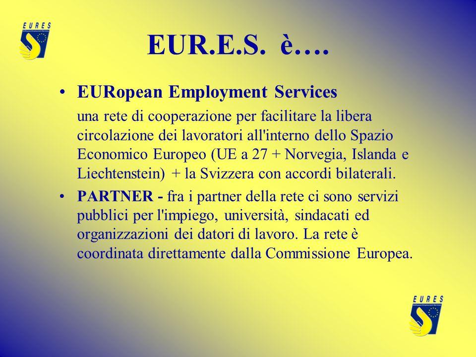 EUR.E.S. è….
