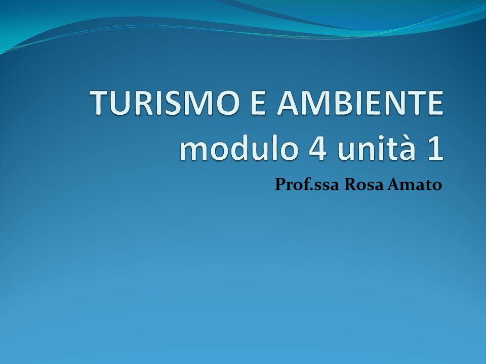 L'ambiente nel contesto internazionale 1/4 Per molto tempo il termine AMBIENTE ha indicato ciò che si trova intorno all'uomo.
