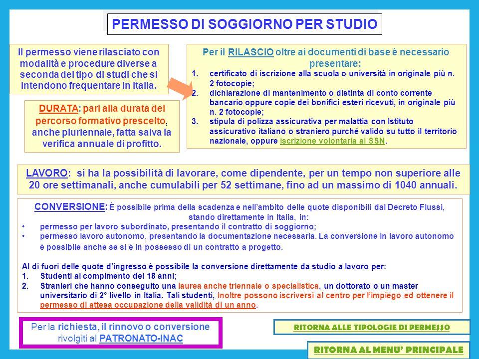 Contratto Di Soggiorno – Idea d\'immagine di decorazione