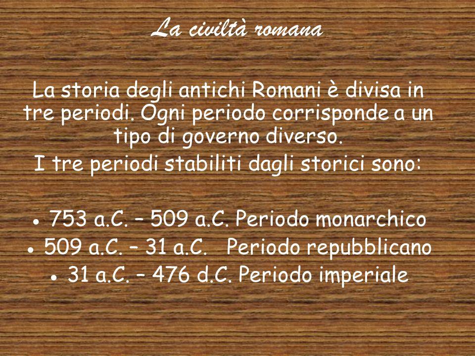Roma Roma è stata la capitale di un Impero che ha conquistato molti popoli e civiltà e ha molte particolarità e scoperte. Il simbolo di Roma è una lup