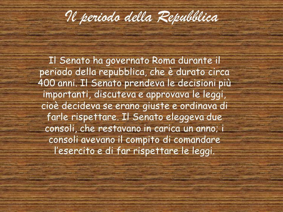 La Repubblica Secondo la leggenda il figlio di Tarquinio il superbo commise una violenza ai danni di Lucrezia onesta moglie di un patrizio. La donna,