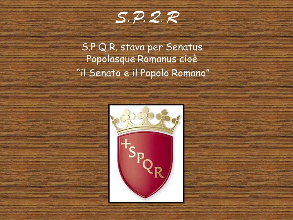 Il periodo della Repubblica Il Senato ha governato Roma durante il periodo della repubblica, che è durato circa 400 anni. Il Senato prendeva le decisi