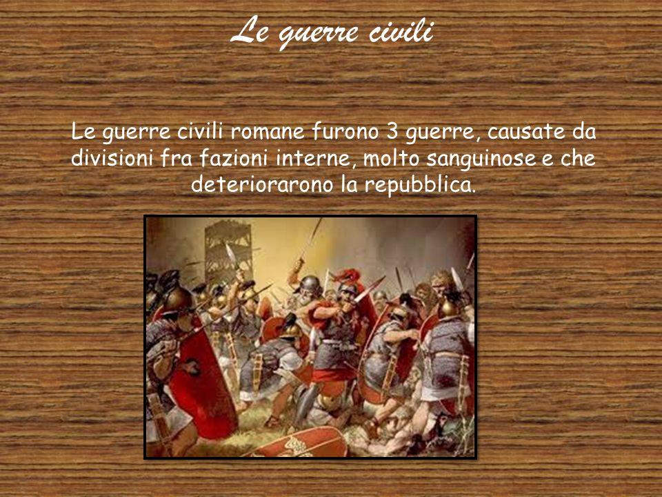 Dopo la conquista dell'Italia in epoca repubblicana, i Romani sono diventati ancora più potenti: ● sono diventati padroni dei commerci nel Mediterrane
