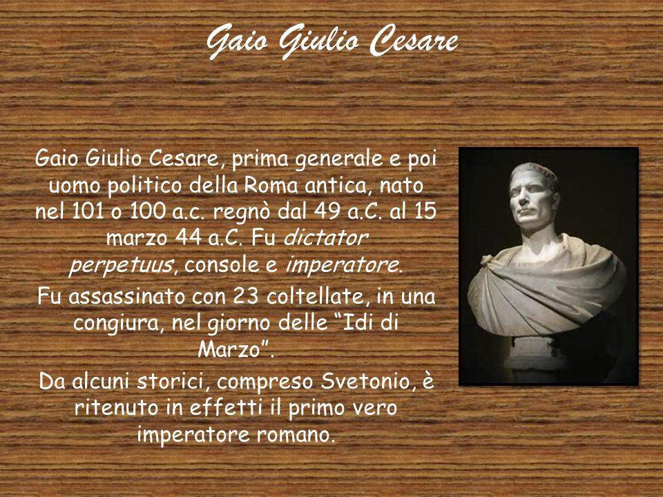 Le guerre civili Le guerre civili romane furono 3 guerre, causate da divisioni fra fazioni interne, molto sanguinose e che deteriorarono la repubblica