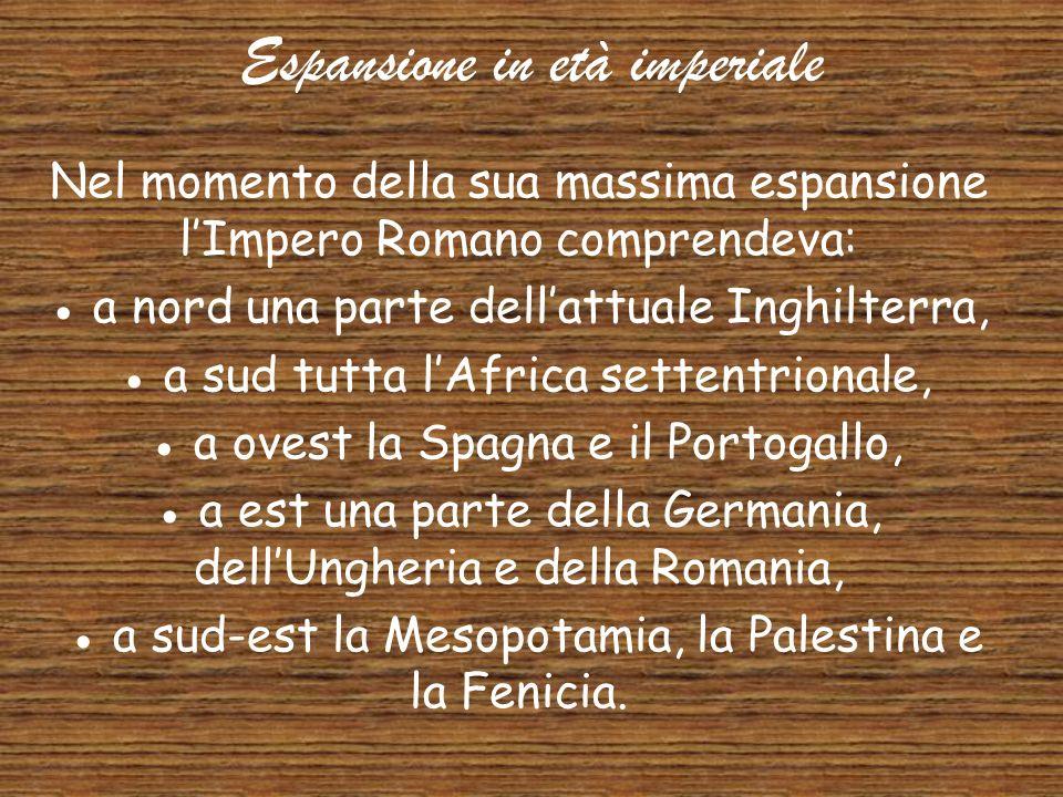 Il periodo dell'Impero Inizialmente Ottaviano e Marco Antonio cercarono un accordo e, assieme a Emilio Lepido, un altro sostenitore di Cesare diedero