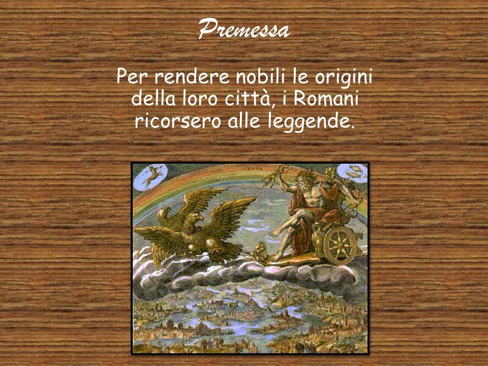 La storia degli antichi Romani è divisa in tre periodi. Ogni periodo corrisponde a un tipo di governo diverso. I tre periodi stabiliti dagli storici s