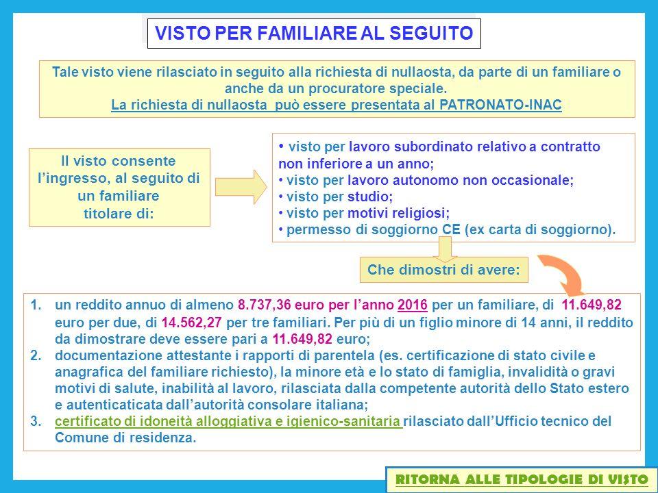 Emejing Carta Di Soggiorno Ce Pictures - Amazing Design Ideas 2018 ...
