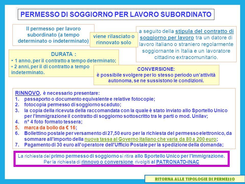 Emejing Contratto Di Soggiorno Contemporary - Idee Arredamento Casa ...