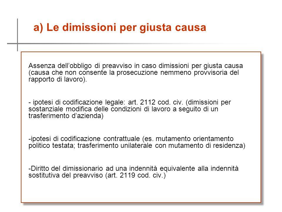 titolo della lezione: l'estinzione del rapporto di lavoro. - ppt