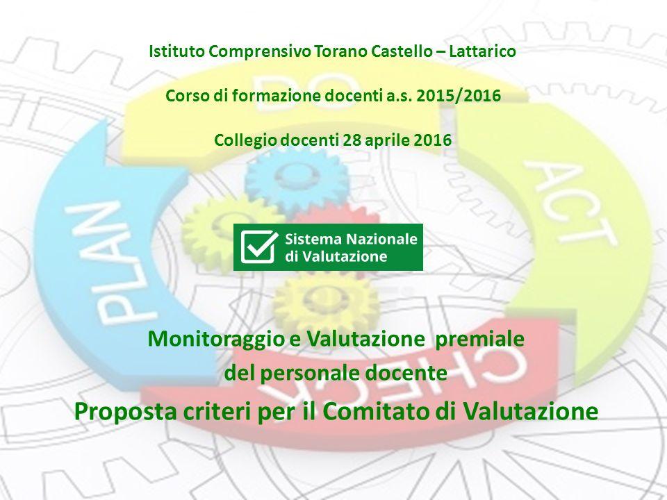 Istituto Comprensivo Torano Castello – Lattarico Corso di formazione docenti a.s.