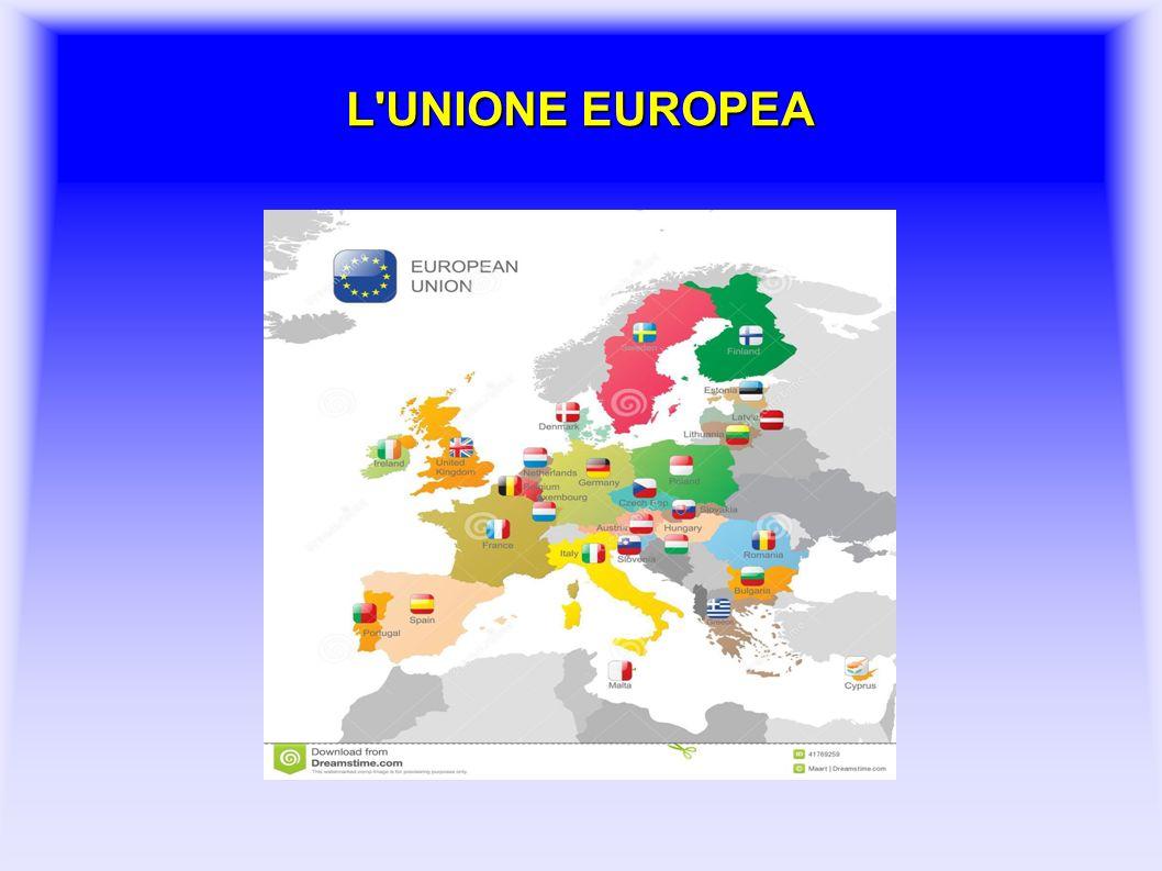 Le istituzioni dell UE