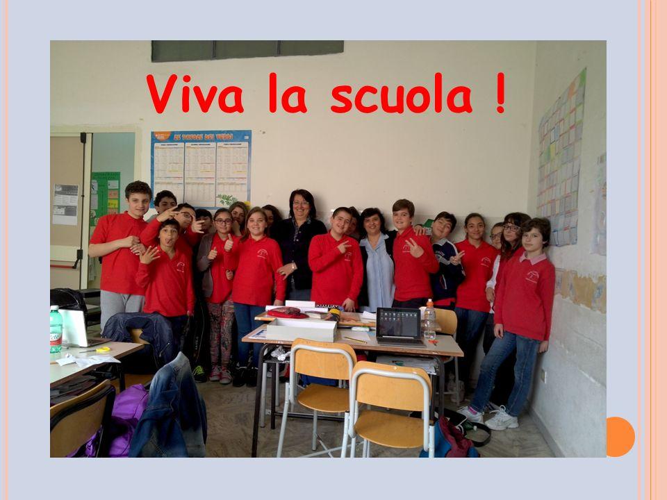 Viva la scuola !