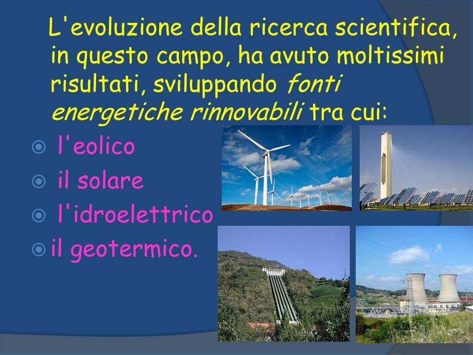 L ENERGIA EOLICA