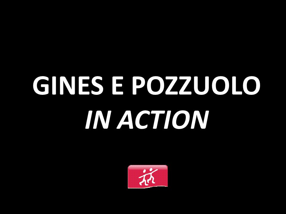 GINES E POZZUOLO IN ACTION