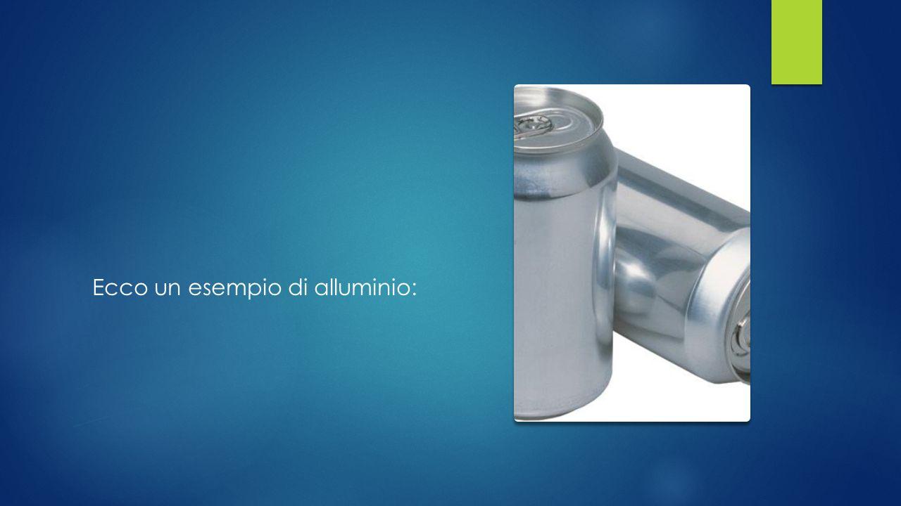 alluminio  COME FUNZIONA IL RICICLO DEGLI IMBALLAGGI IN ALLUMINIO.