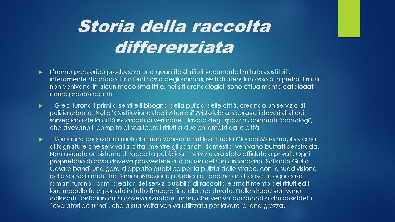 IL RICICLAGGIO Introduzione Storia Le 5 R Classificazione dei rifiuti Terra dei fuochi Raccolta differenziata Riciclo in musica e in scienze Rifiuti in Campania e Conclusioni