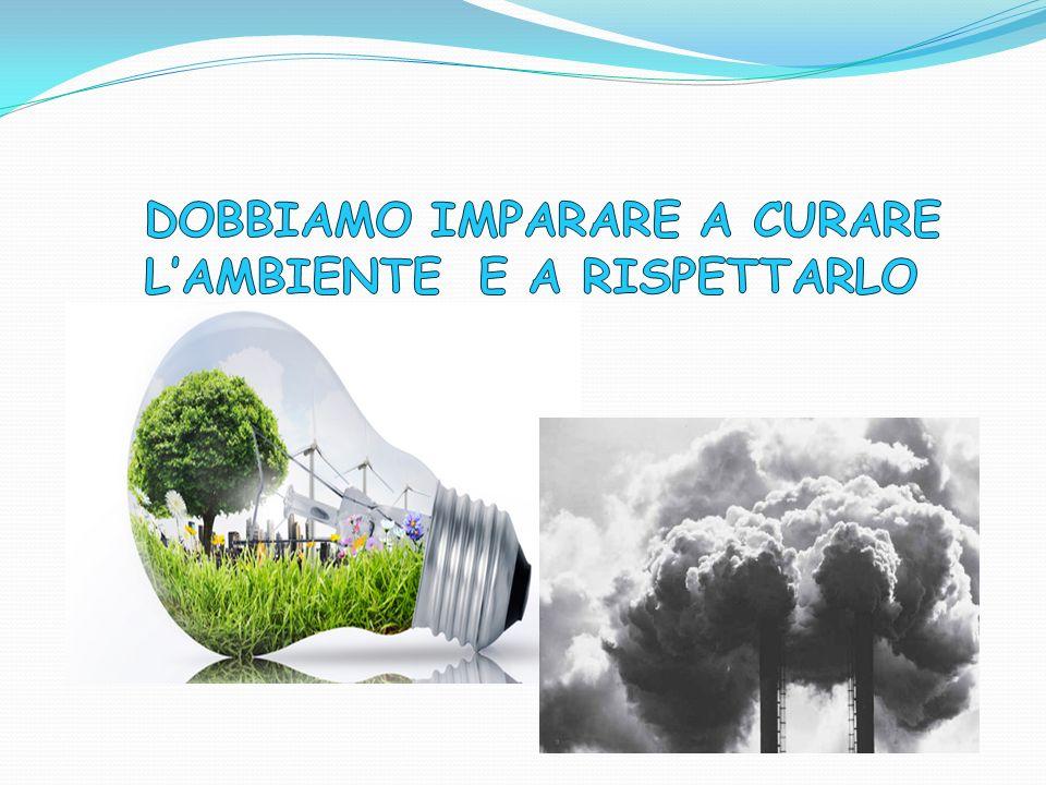 L'inquinamento del suolo è un fenomeno di alterazione della composizione chimica naturale del terreno causato dall attività umana.