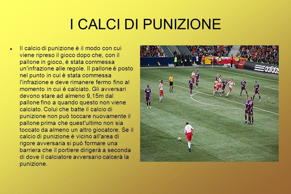IL CALCIO D ANGOLO Il calcio d angolo, o corner è la ripresa di gioco utilizzata nel calcio quando il pallone esce da una line di porta senza che sia stata segnata una rete e l ultimo tocco al pallone sia stato effettuato da un giocatore avversario.