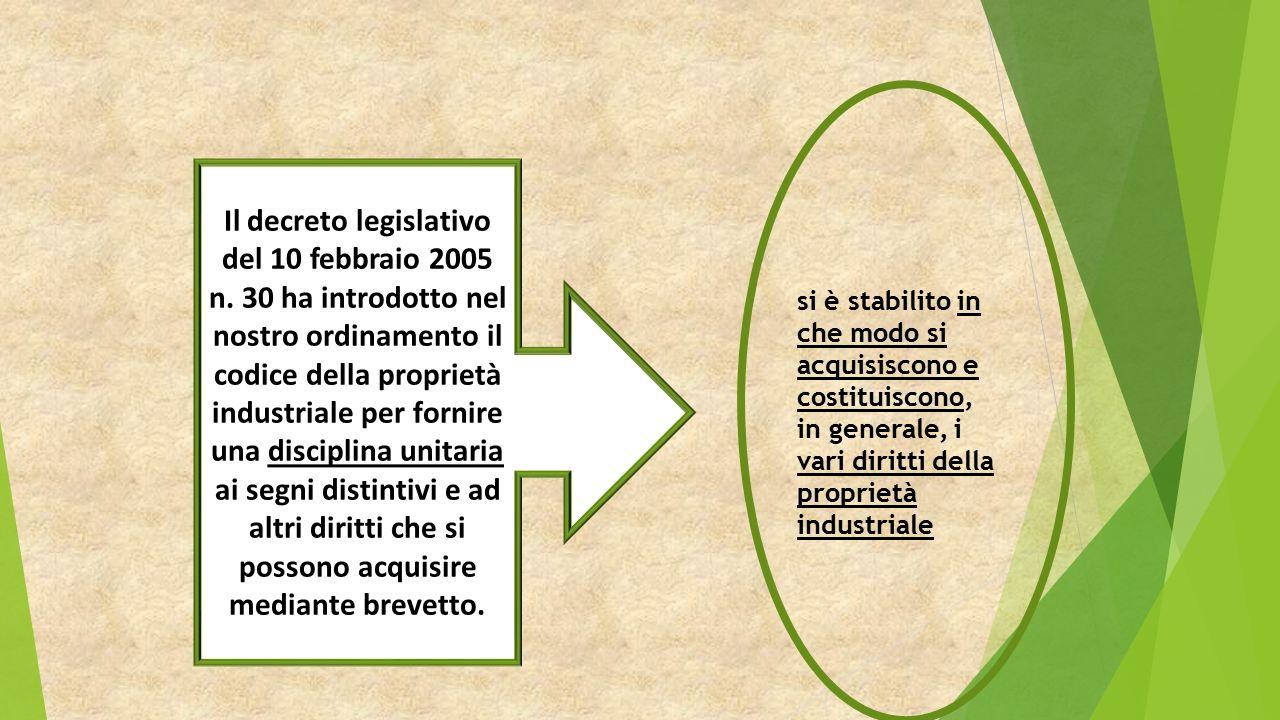 Il decreto legislativo del 10 febbraio 2005 n.