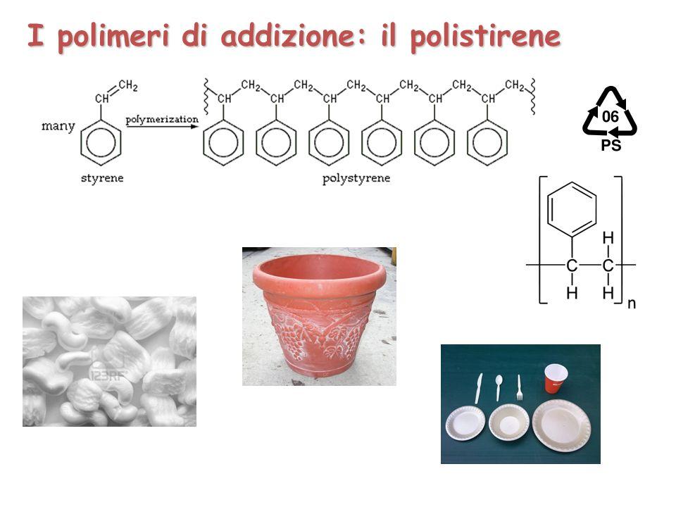 I polimeri di addizione: il polistirene