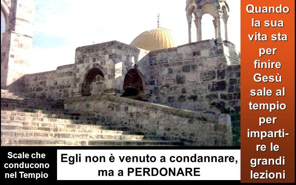Gv 8:1-11 In quel tempo, Gesù si avviò verso il monte degli Ulivi.