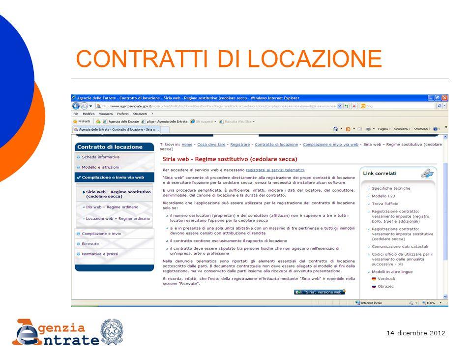 Trendy Free Contratti Di Locazione Dicembre With Durata Contratto Di  Locazione With Contratto Affitto Cedolare Secca Durata.