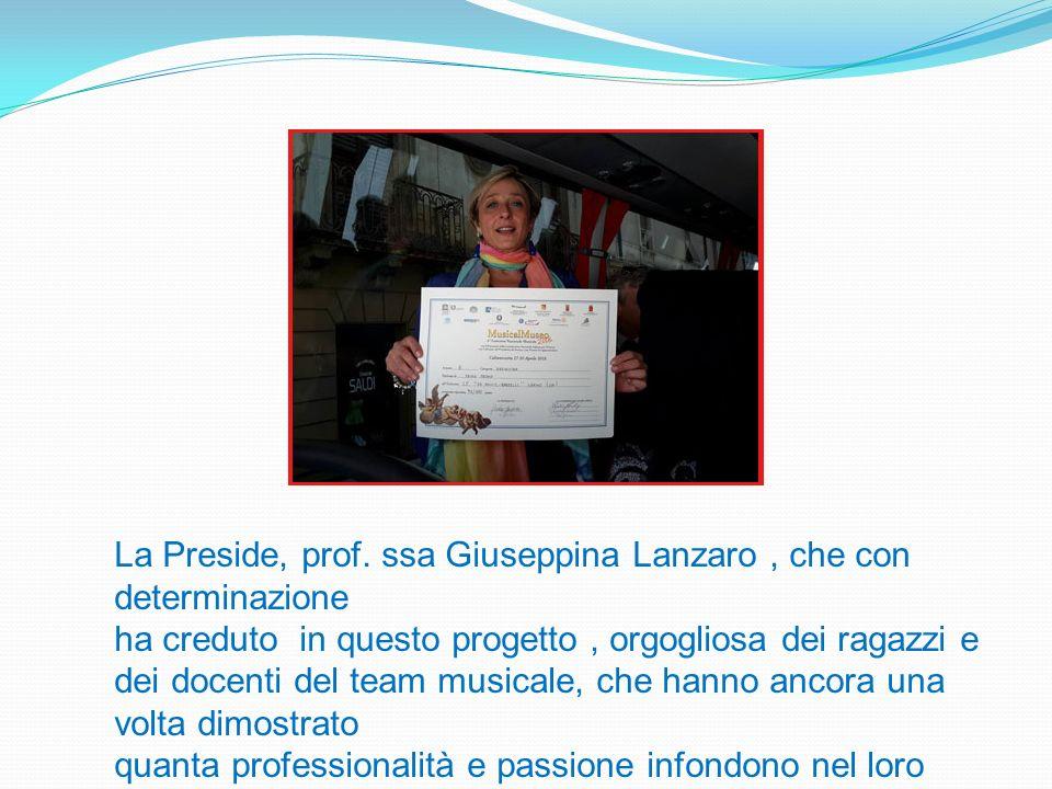 La Preside, prof.