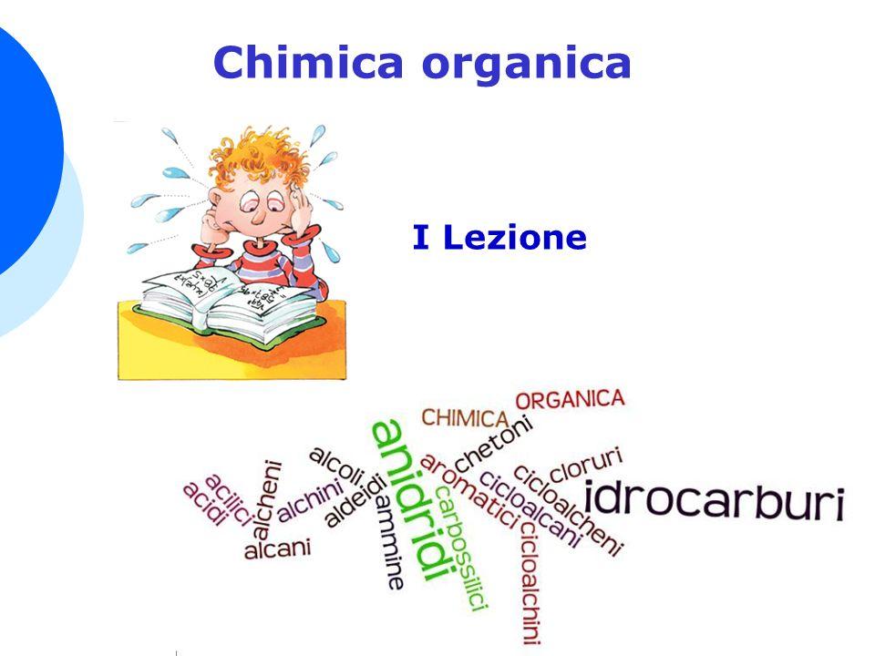 Chimica organica I Lezione