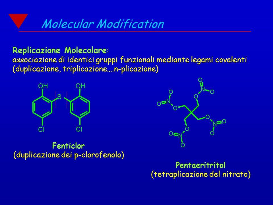 Pclorofenolo struttura