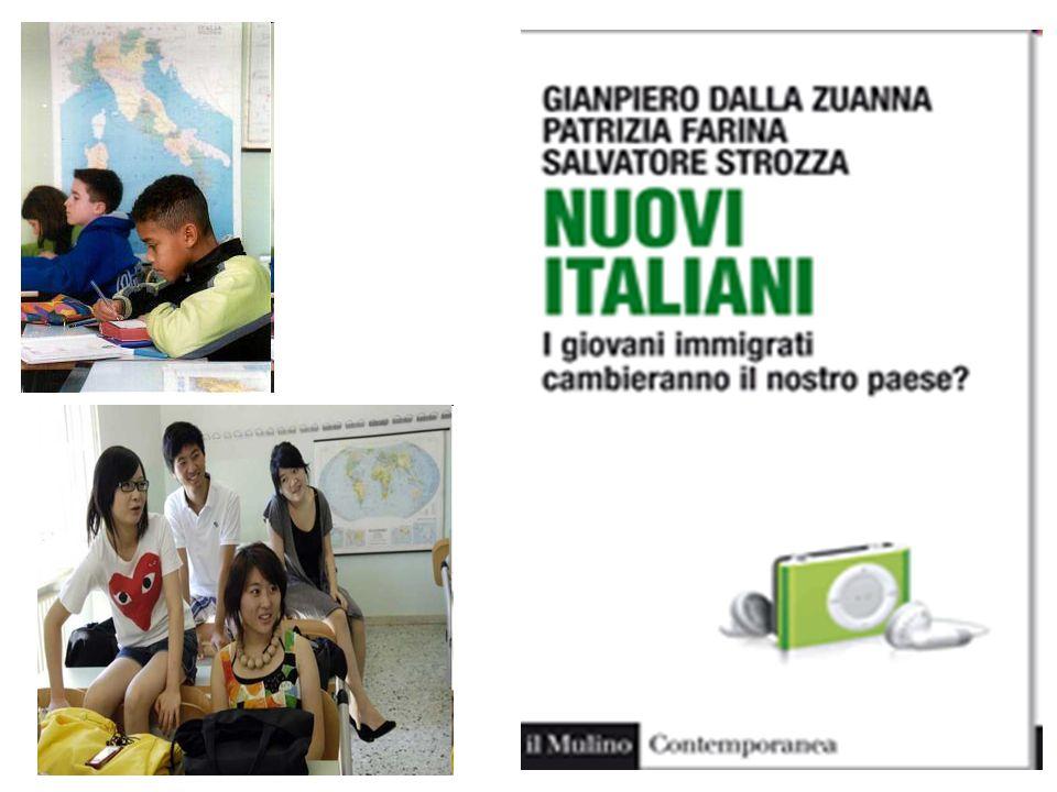 22 Numero di fratelli e sorelle (compreso l'intervistato) e numero di figli desiderato, secondo l'età di arrivo in Italia (stranieri) e il titolo di studio dei genitori (italiani)