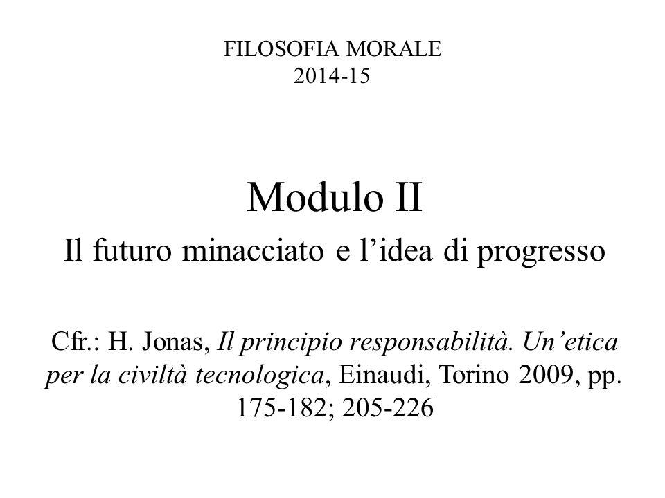 idea di progresso