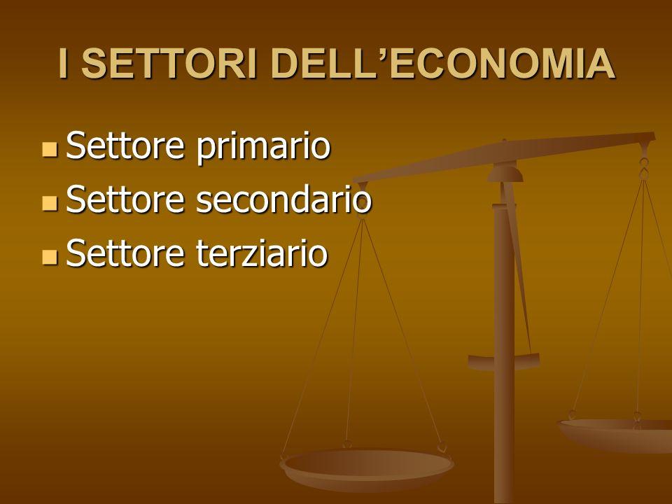 COS'è L'ECONOMIA? L'economia è la scienza che studia i processi di produzione, distribuzione e consumo di beni e servizi. L'economia è la scienza che