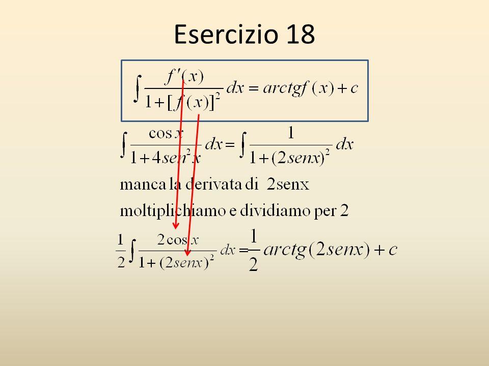 Esercizio 18