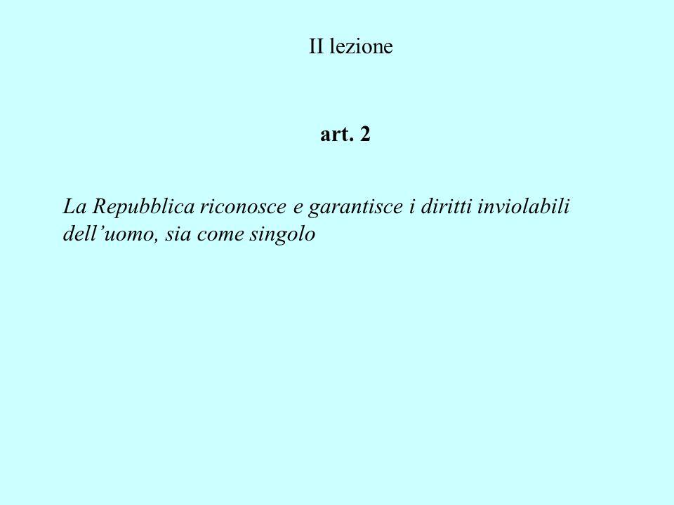 La Costituzione. Principi Fondamentali Sergio Zangirolami lez.